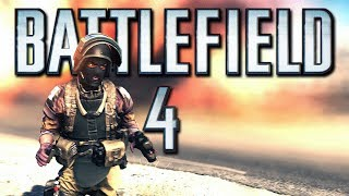 Battlefield 4 Funny Moments - Epic Killing Spree & Explosive Fails! (I Can