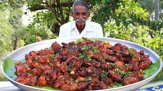Fried Chicken Recipe | Easy and Crispy Fried Chicken Recipe by Our Grandpa | Grandpa Kitchen