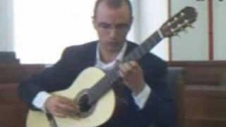 Trio Chitarristico Siciliano - Sonata Oceano nox op.111