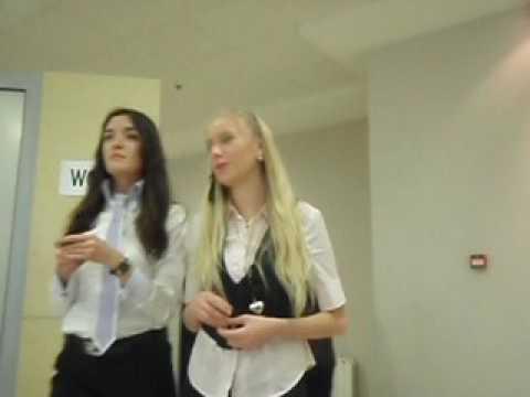 girl toilet Russian