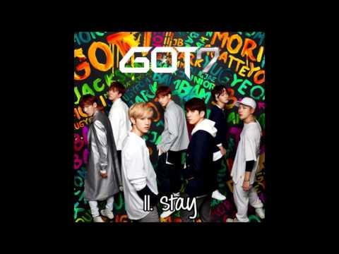 11. Stay - GOT7 [1st Japanese Album 'Moriagatteyo (モリ↑ガッテヨ)']