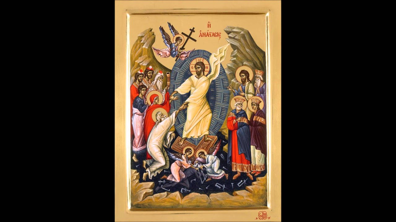 01 المسيح قام لحن مطوّل - Christ Is Risen