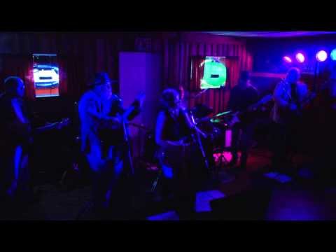 """DoubleWide Debris """"R O D """" live at Tequila Shelia"""