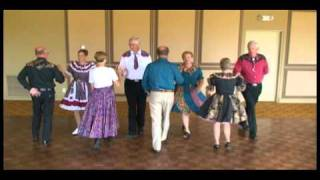 Video Square Dance Lessons - Plus Lesson #4