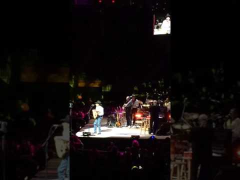 George strait wrapped around your pretty little finger again Vegas 12/3/2016