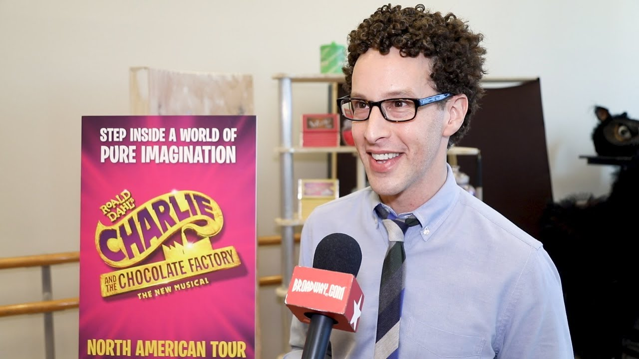 Meet the Stars of the National Tour of CHARLIE AND THE CHOCOLATE FACTORY