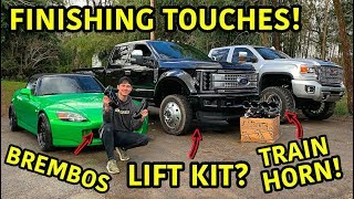 Download Rebuilding A Wrecked 2019 Ford F-450 Platinum Part 13 Mp3 and Videos