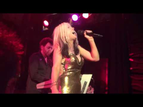 """Terri Nunn & Berlin """"Will I Ever Understand You"""" House of Blues Hollywood May 26 2012"""