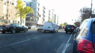 SEPTA Transit Police Van Responding