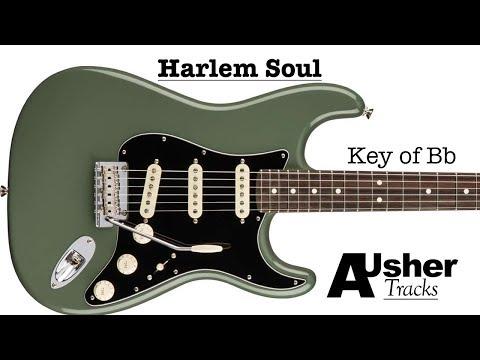 Harlem Soul Jazz | Backing Track in Bb