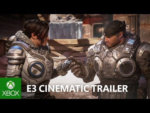 Gears 5 - Announce Trailer