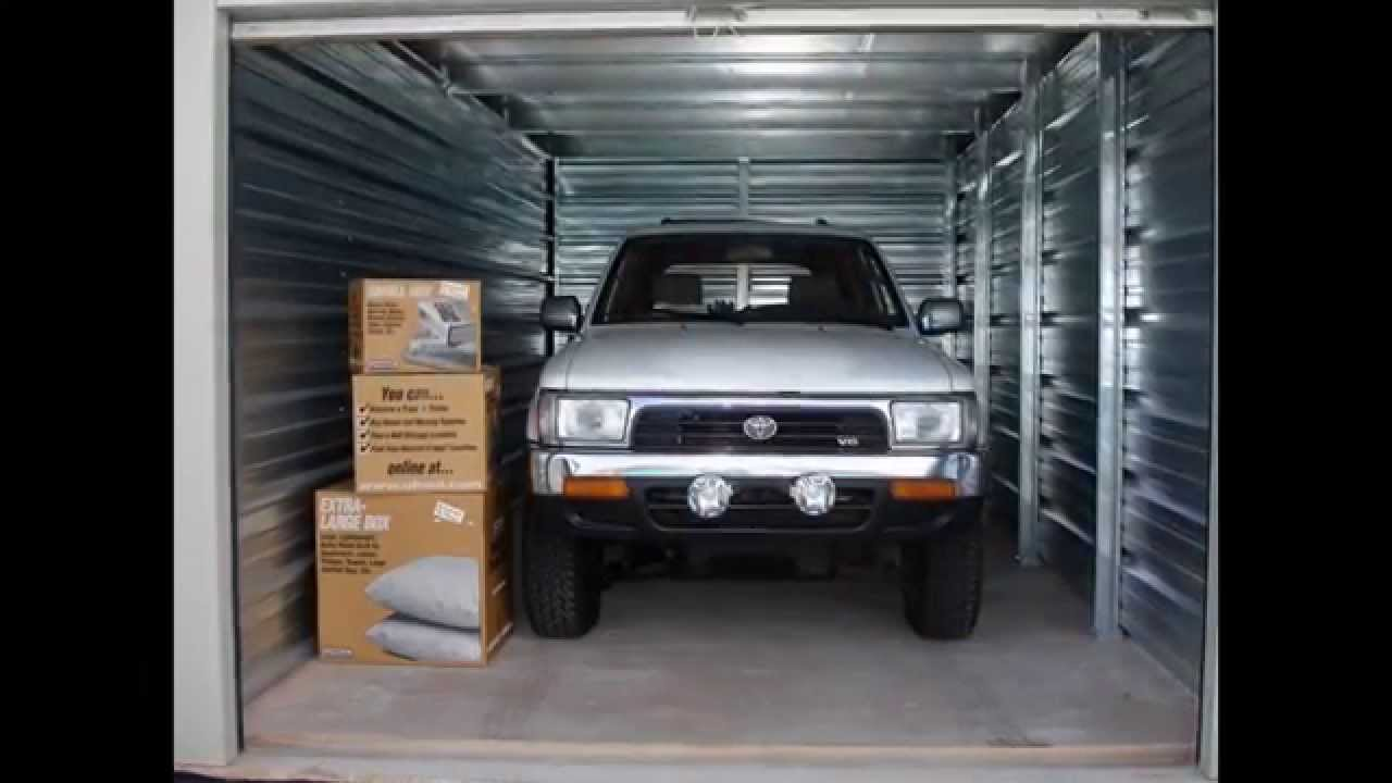 The Best Of 10x20 Westvalley Self Storage Units Youtube