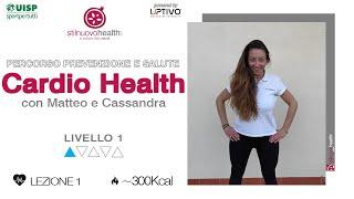 Percorso prevenzione e salute: Cardio Health - Livello 1 - 1