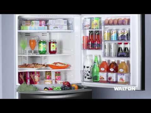 Walton Non Frost Refrigerator Video Tutorial