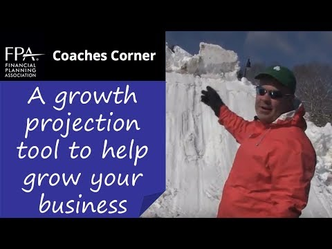 Byrnes Consulting FPA video - Growth projection worksheet