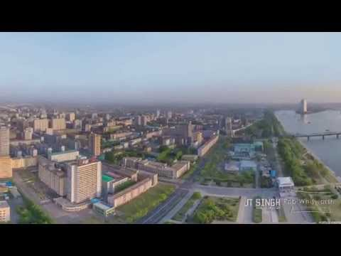 One day in Pyongyang (Noth Korea) - Timelapse