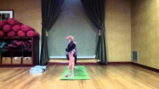 30 Day Yoga Commitment Final Week June 2013   Broadband