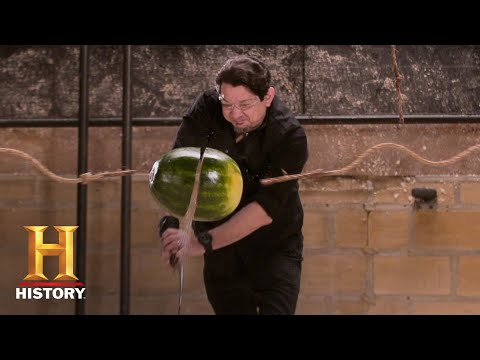 Forged In Fire: The Makraka Sword OBLITERATES The Final Round (Season 4)   History