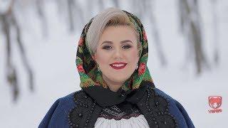 Adina Simona Popovici - Sfanta-i sara de Craciun (videoclip original) - Colinde noi 2019