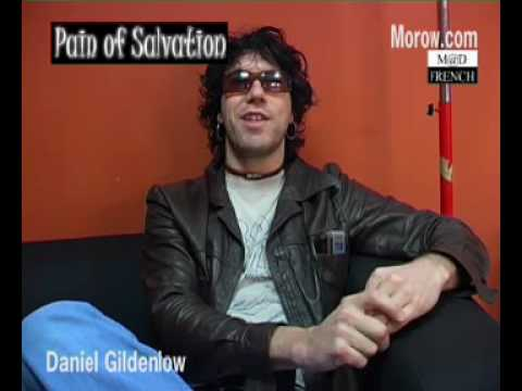 Pain on Salvation Interview for Morow.com with Daniel Gildenlow