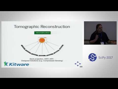 Tomviz   A Platform for Reproducible Materials Tomography | SciPy 2017 | Marcus Hanwell