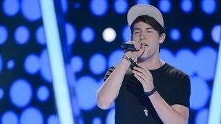 Lij Gilmour Sings Teenage Dirtbag | The Voice Australia 2014