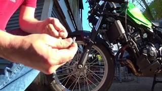 Kawasaki Versys X 300 - Engine Guards, LED Lights and Front Bodywork Installation