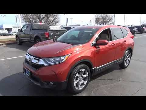 2019 Honda CR-V EX-L NewNew or Used H19594