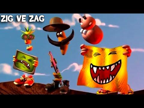Zig ve Zag - 1.Bölüm | Çizgi Dizi İzle