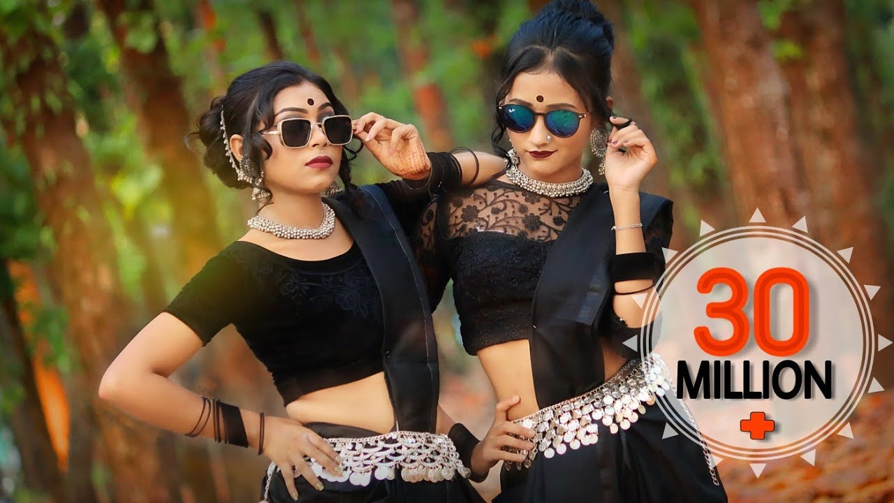 Download MUZA - Naya Daman Dance Cover 😍😍ft.Tosiba and Meem Haque   Barnali Dance  Sanchayita   Folk Creation