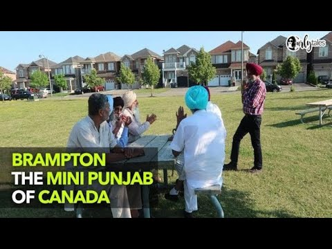 Always Trippin' Episode 4 : Brampton - The Mini Punjab Of Canada | Curly Tales