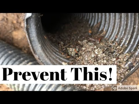 How To Repair A Downspout Drain Pipe Doovi