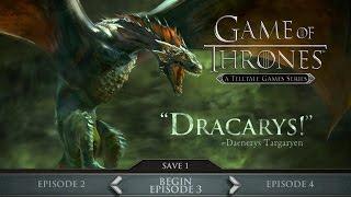 GAME OF THRONES Episode 3 Walkthrough▐ The Sword in the Darkness