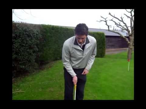 Ladies Friday Morning GolfGroup Lesson at Burgess Hill Golf Centre.wmv