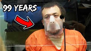10 People Who Freaked Out After Getting A Life Sentence