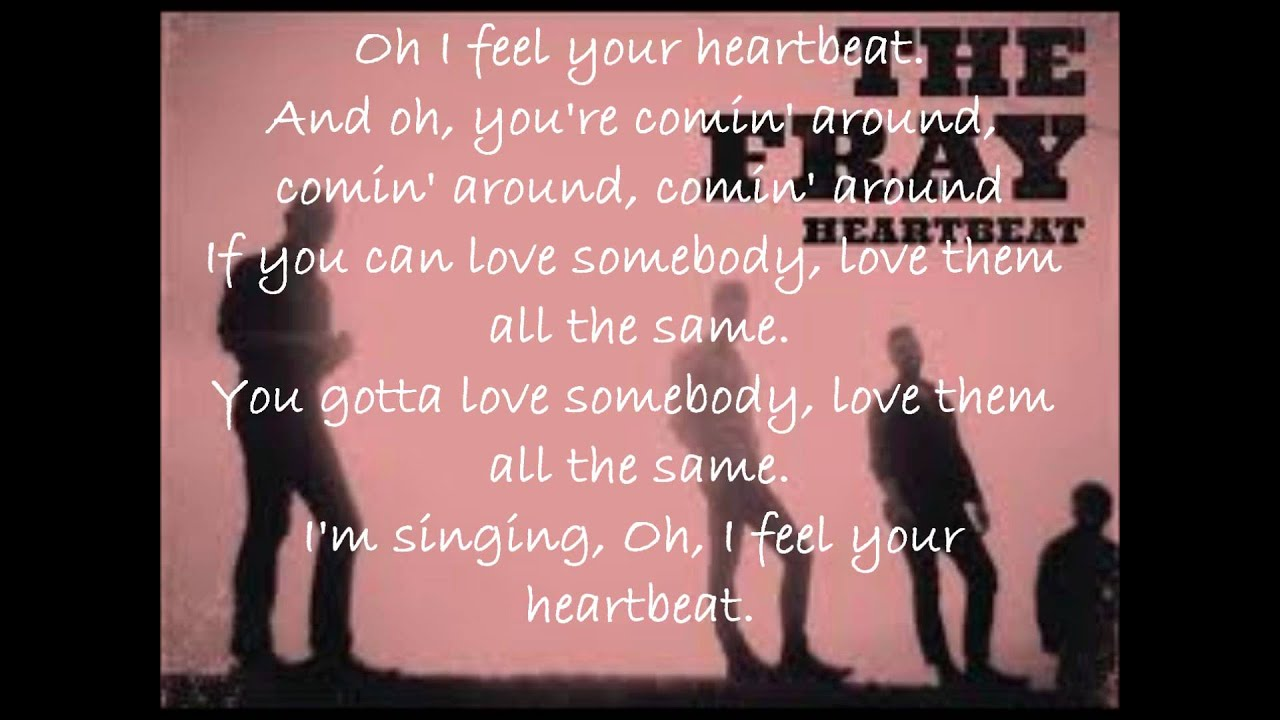 The Fray - Heartbeat (Official Video) - YouTube
