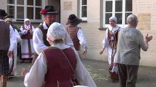 2018 05 27 D. Prašom, Svečiai, Kieminėt. Tradicinės Dainos, šokiai Ir Muzika