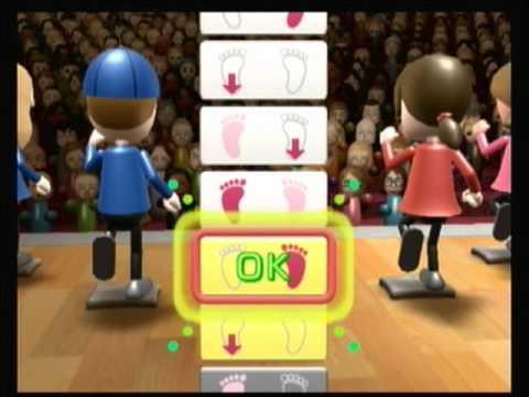 Wii Fit Plus Aerobics Playthrough Part 1: Hula Hoop, Super Hula Hoop 3 Min., & Basic Step