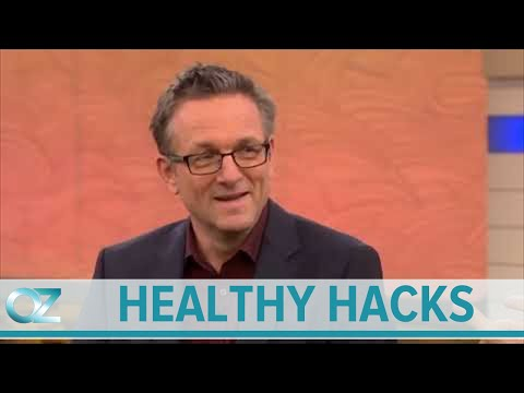 Dr. Oz Investigates Intermittent Fasting Dr Oz's Healthy Hacks