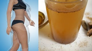 Just Boil 2 Ingredients & Drink Before Bed Time To Lose Weight