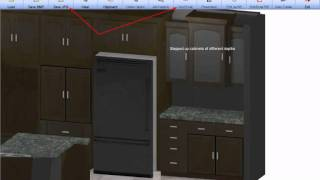 Emailing 3d Renderings, Presentation Graphics, Wall Elevations, And Cabinet Shop Drawings
