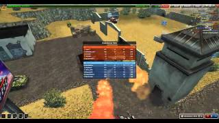 Lets`play Tanki Online #11 Mega,Gold-box fail