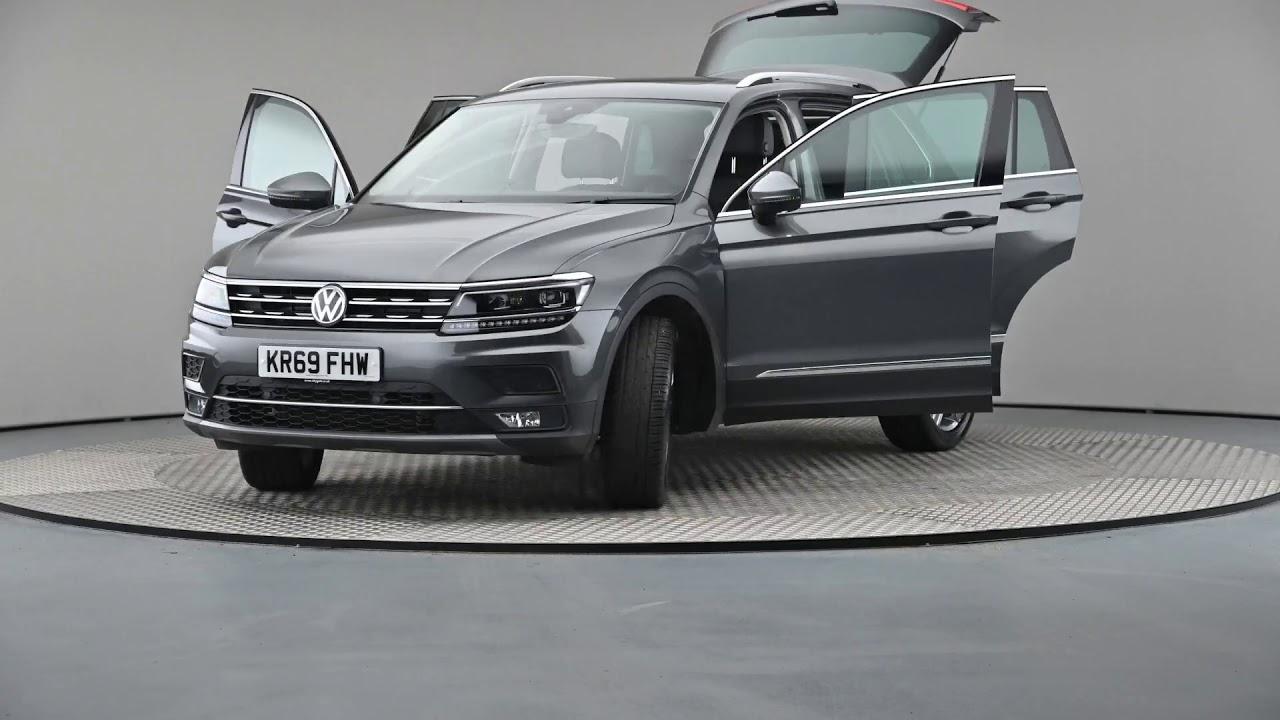 Volkswagen Tiguan - SEL 2.0 TDI 4Motion 190PS 7-Speed DSG ...