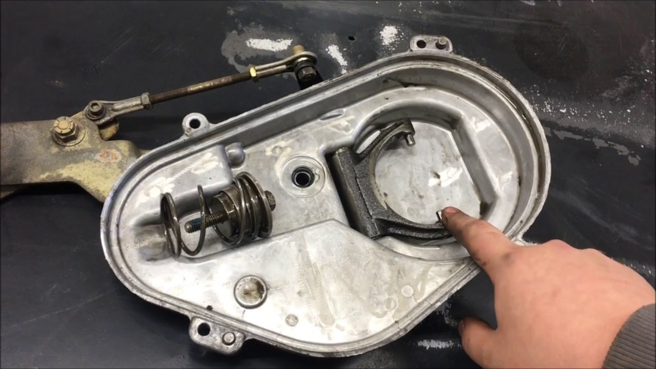 Polaris Indy Chain Case With Reverse Teardown And Tips