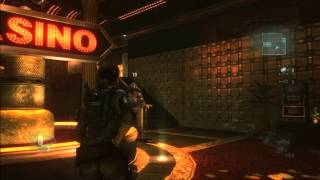 Resident Evil: Revelations - Gameplay - Raid Mode - Режим Рейд - Этап 11 - PC [1080p]