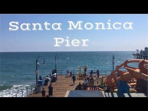 Följ mig runt i LA - Santa Monica Pier