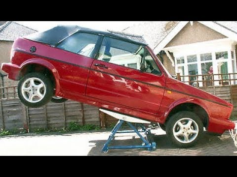 Homemade Car Lift Jacks And Car Ramps