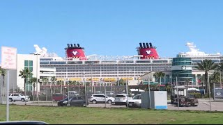 Disney Fantasy Star Wars Day at Sea Cruise 2020