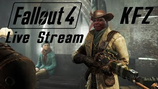 Fallout 4 Mods & Fun With A New Character - Fallout 4 Gameplay - Let