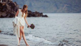 Свадьба в Греции на острове Крит Романа и Анны